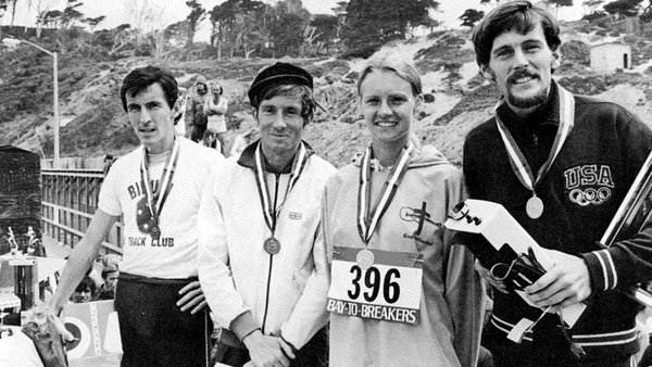 1973 год. Шерил Бриджес (№396). Photo: Bay to Breakers 12k on Flickr.com