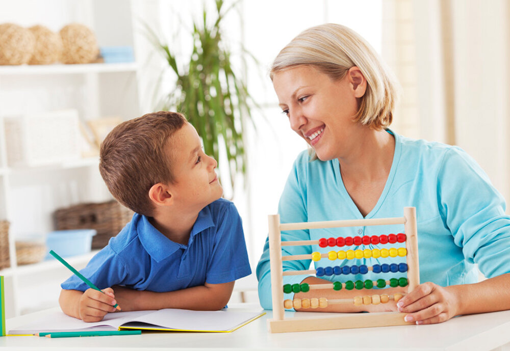 We teach math at home. What to include in the content of mathematical development for preschool children, common core math example.