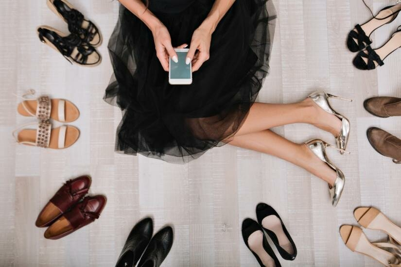 How to buy shoes online and don't regret