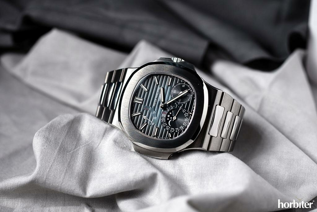 Most expensive watch published today - Patek Philippe Nautilus 5712 / 1A