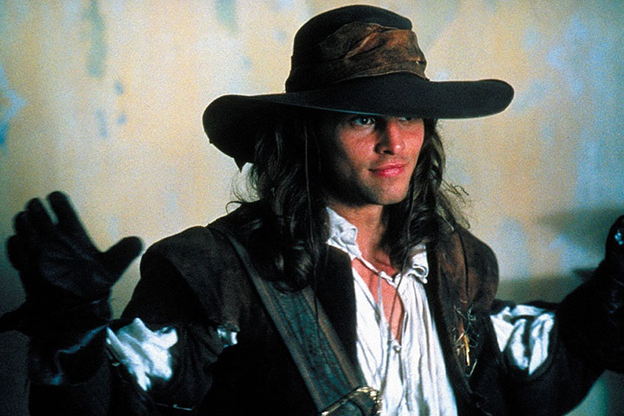 Justin Chambers, «The Musketeer», 2001