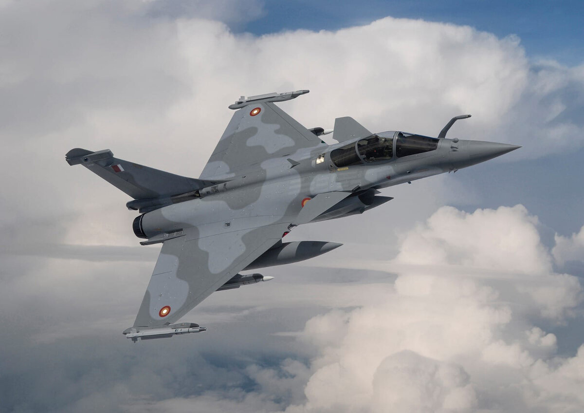 French Rafale. Subscribe to the channel!