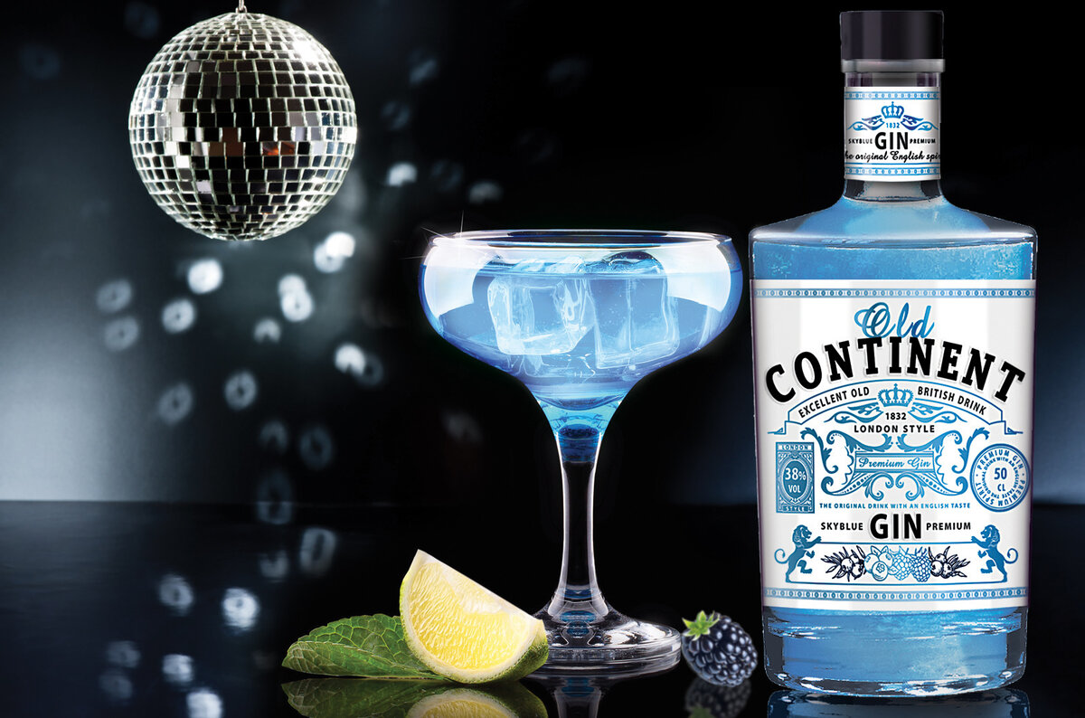 gin Old Continent