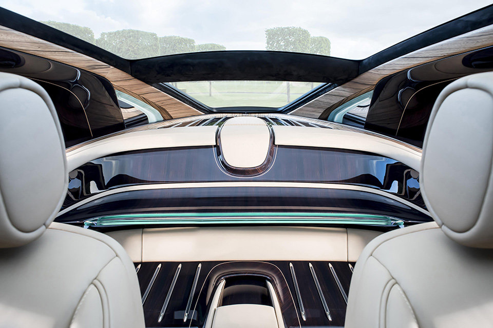 Rolls Royce Sweptail (Most Expensive New Car Ever)