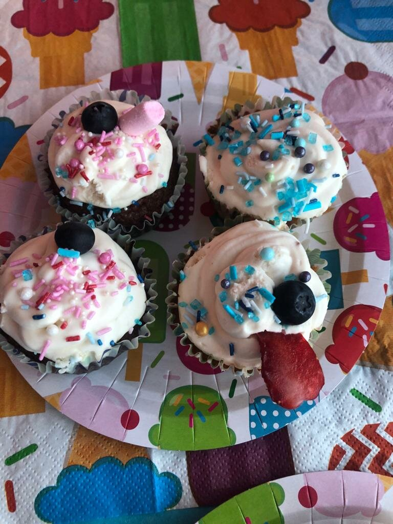 Repice for perfect cupcakes - Рецепт