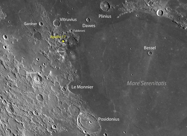 how to see all six apollo moon landing sites sky amp telescope - 540×394