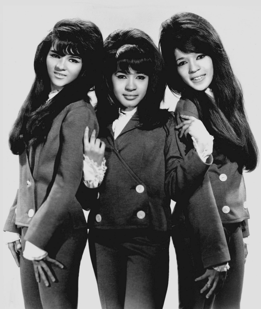 The Ronettes / Wikimedia