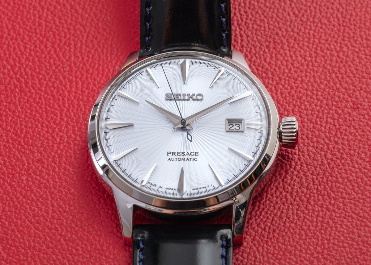 """Verdict - almost flawless watches at a very """"popular"""" price, with which few people can seriously compete"""