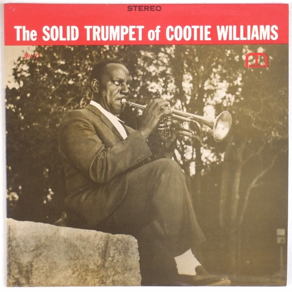 Cootie Williams - The Solid Trumpet Of (Moodsville, MVLP 27)