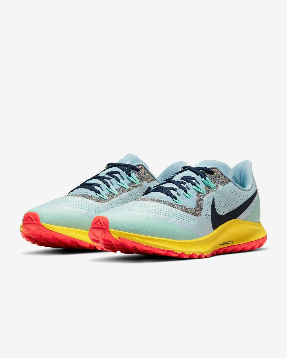 Nike Air Zoom Pegasus 36 Trail. Фото: Nike