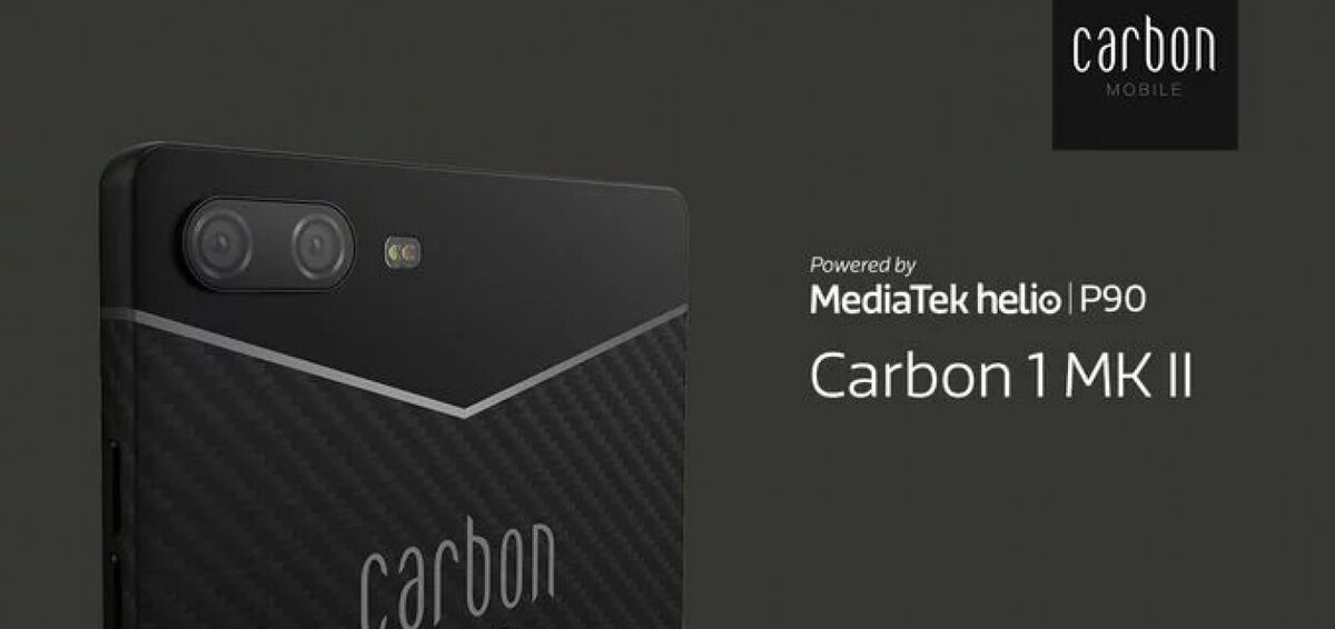 смартфон Carbon 1 Mark II