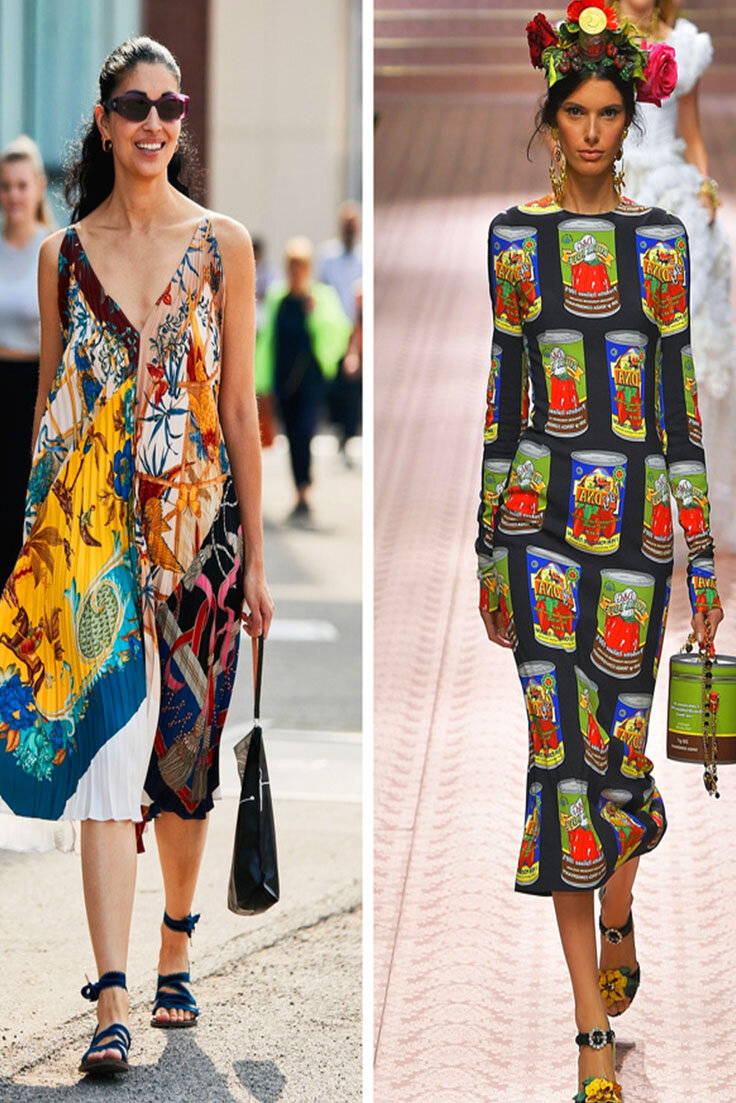 Tricks of dressing up stylish and beautiful in 2020 year