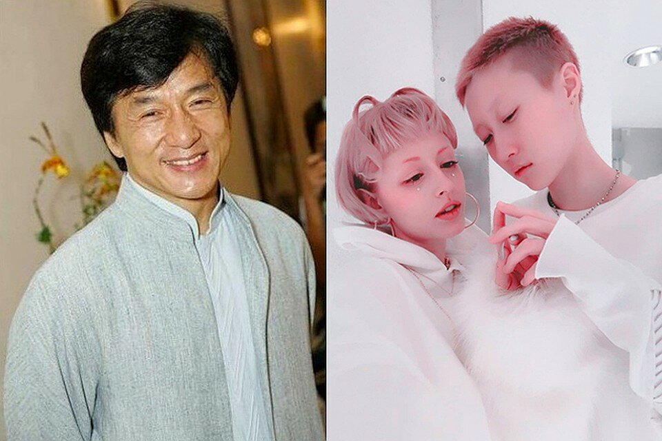 jackie chan daughter - 600×400