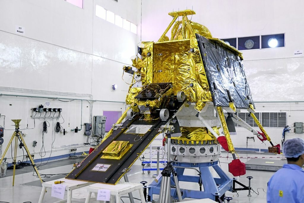 For a decade, India has built what we have not been doing for a long time - Lunokhod