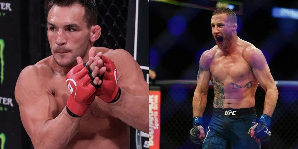 UFC news: Michael Chandler answers to slander claims made by UFC rival Justin Gaethje