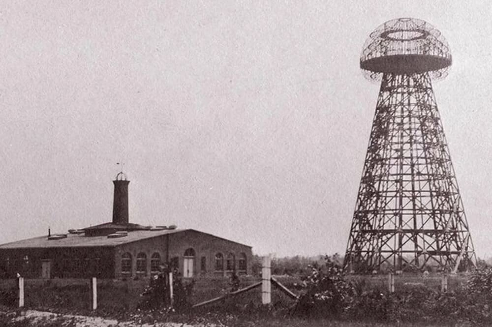 Башня Уорденклиффа (Wardenclyffe Tower)