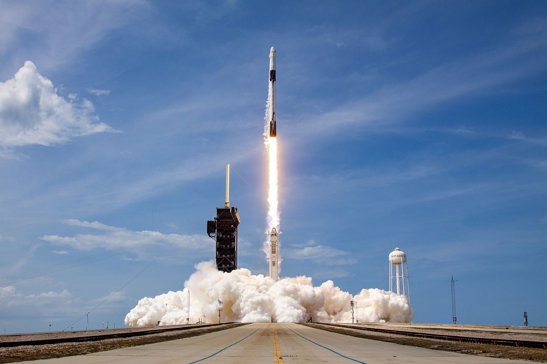 Фото: @spacex