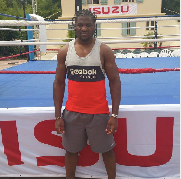 The sad past of Francis Ngannou, a fighter with a strong blow.