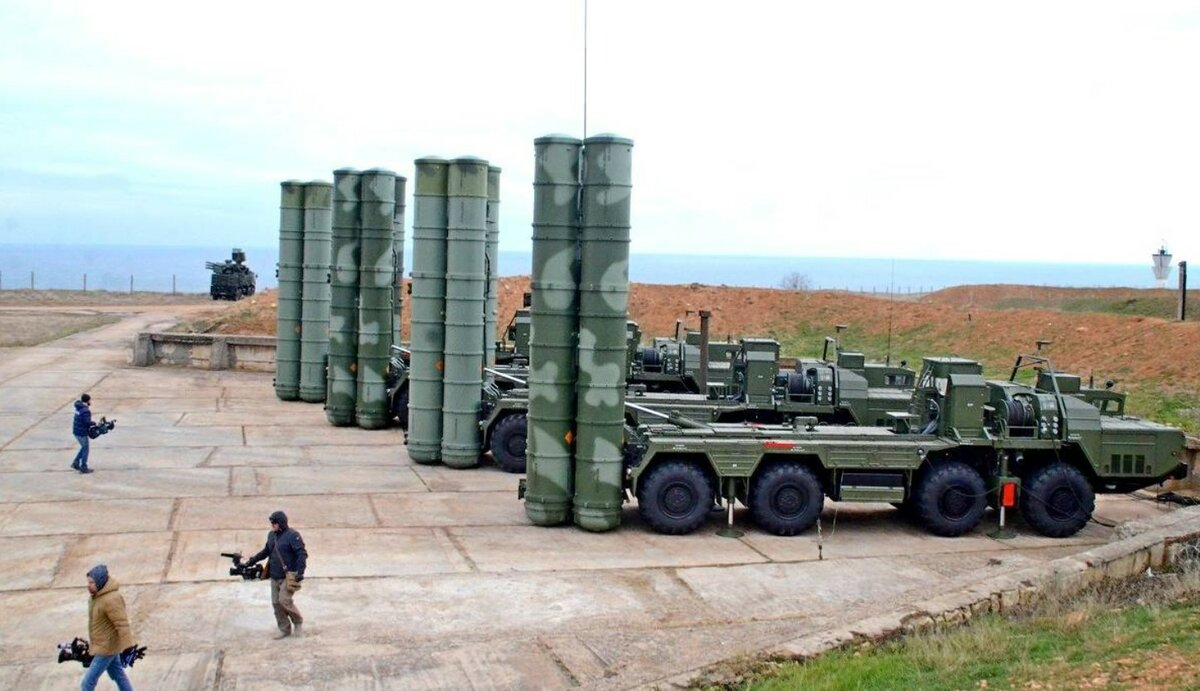 S-400 and press
