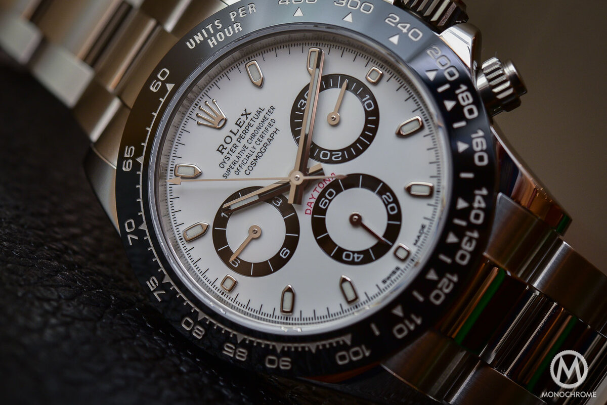 How expensive are Rolex watches?  May surprise ..