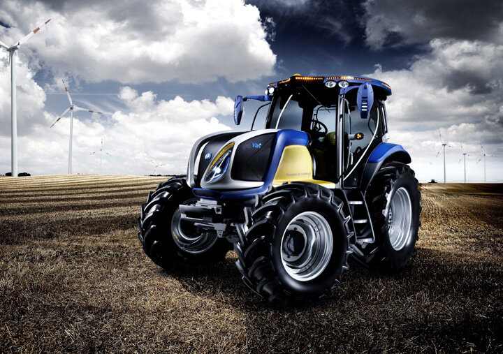 New Holland H2