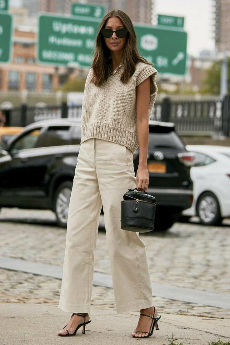 Autumn Style File | Mini Trend: The Sweater Vest
