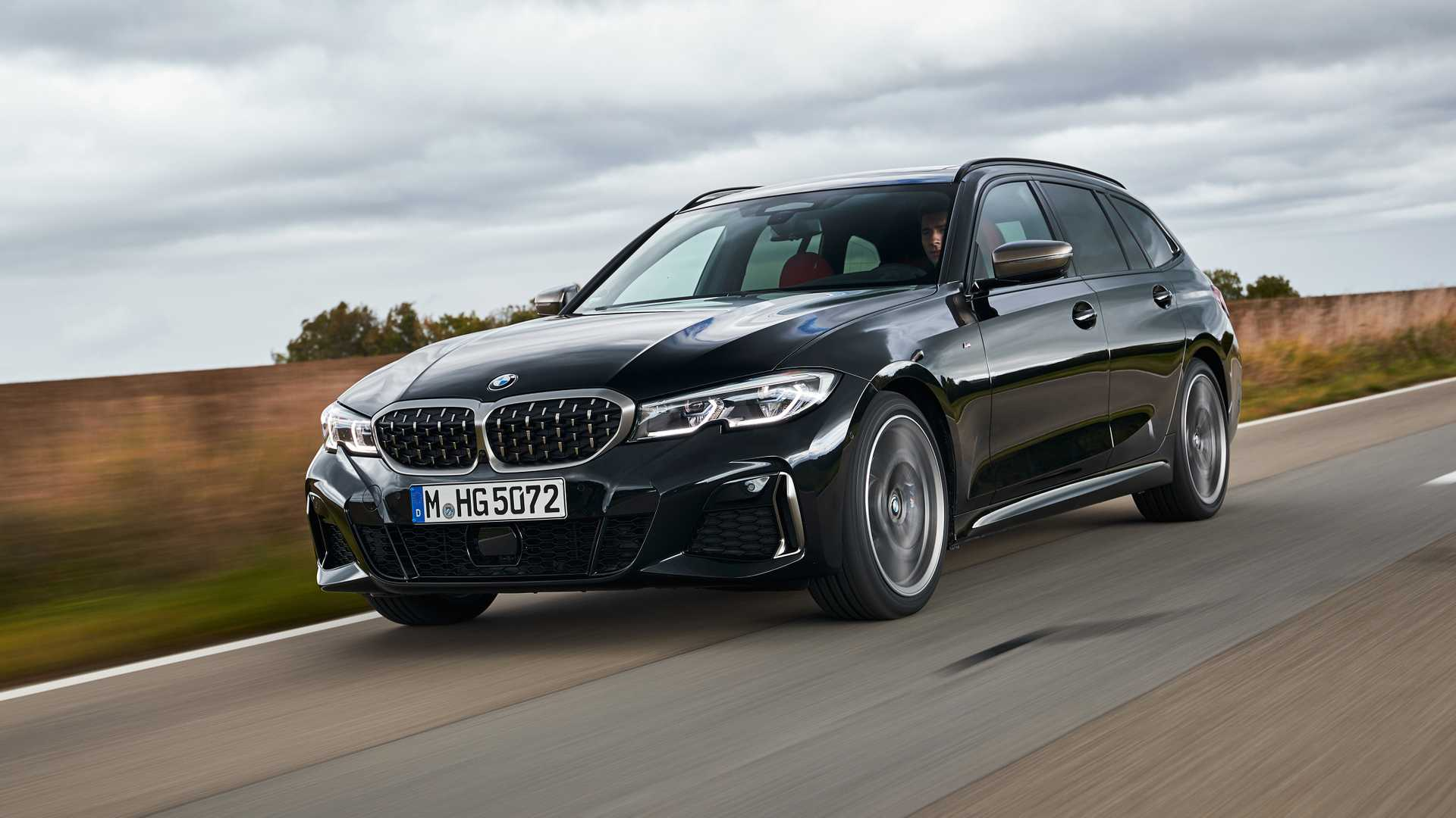 Новый BMW M340i xDrive Touring First Edition 2020