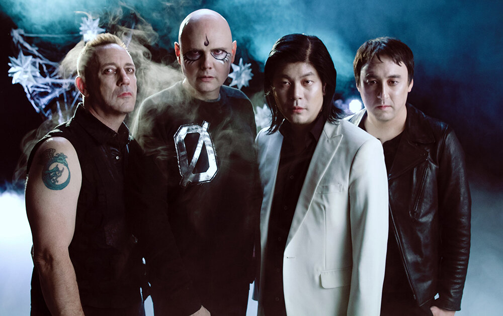 Участники THE SMASHING PUMPKINS, 2020 год