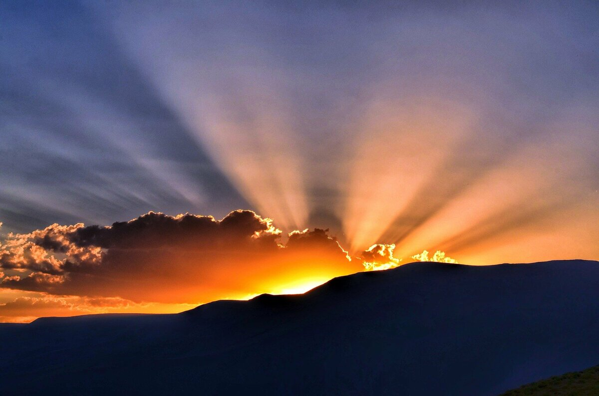 Divination at Dawn.  Pick a sunrise photo and read next week's prediction