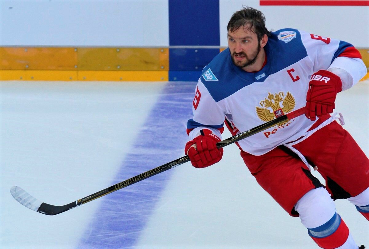 """ALEXANDER OVECHKIN FORWARD OF """"WASHINGTON"""": """"I SAID THAT IF THE NATIONAL TEAM NEEDS ME,I WILL COME. BUT IT'S BEEN A TOUGH YEAR»"""