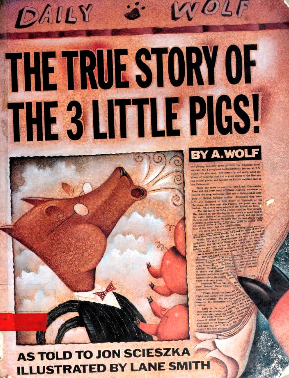 «The True Story of the 3 Little Pigs!»