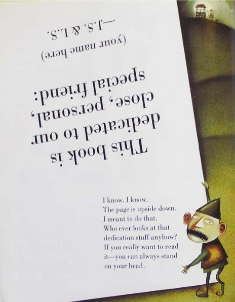 «The Stinky Cheese Man and Other Fairly Stupid Tales»