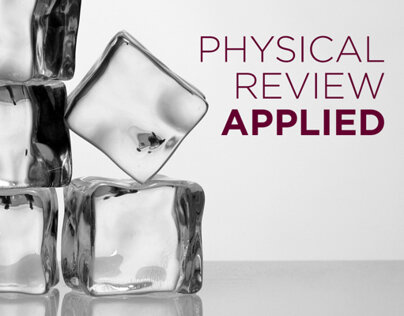 журнал Physical Review Applied