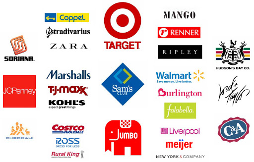 Major players in the Retail sector
