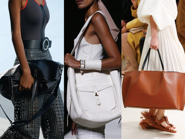 Hermès, Tom Ford, Valentino, весна-лето 2019