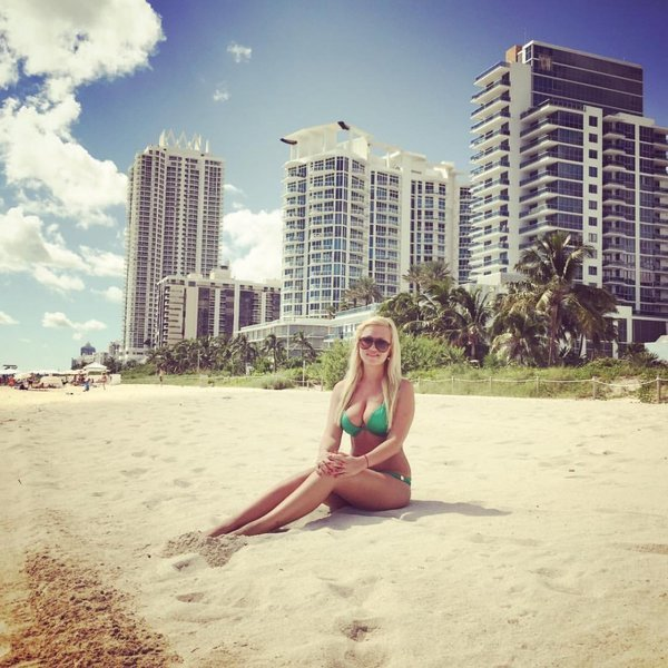 South Beach . Miami Beach