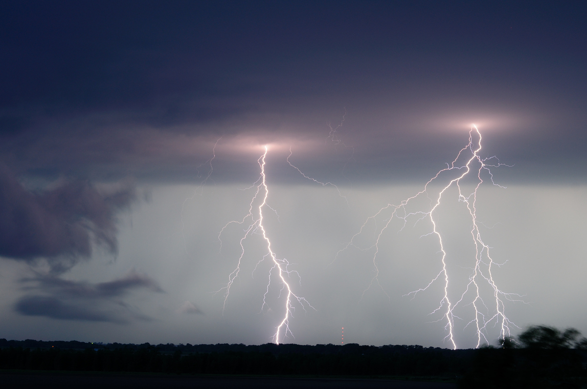The electric hum of life may have originated with primordial lightning