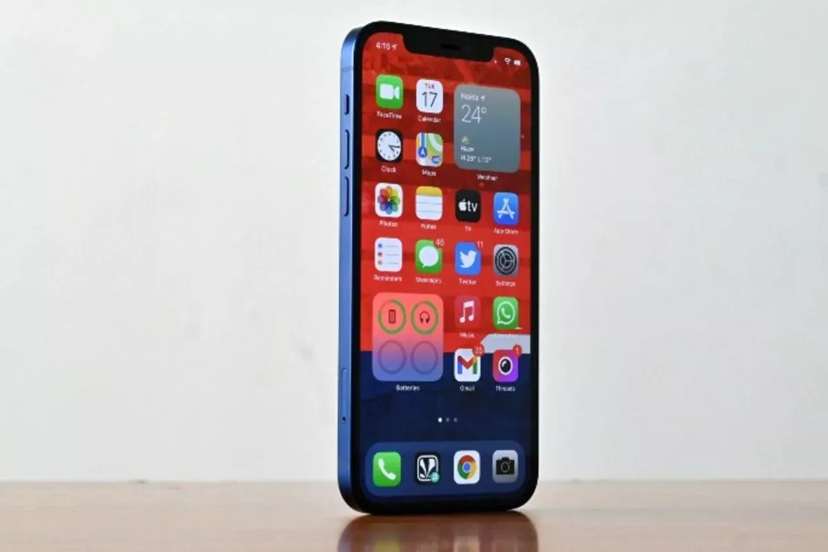 В iPhone 13 будут панели LTPO AMOLED от Samsung Display