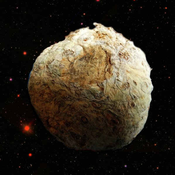 """Asteroid Celeriac 2012 Ro14"" by Rookuzz is licensed under CC BY 2.0"
