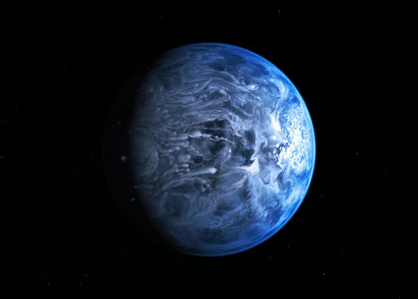 """""""NASA Hubble Finds a True Blue Planet"""" by NASA Goddard Space Flight Center is licensed under CC BY 2.0"""