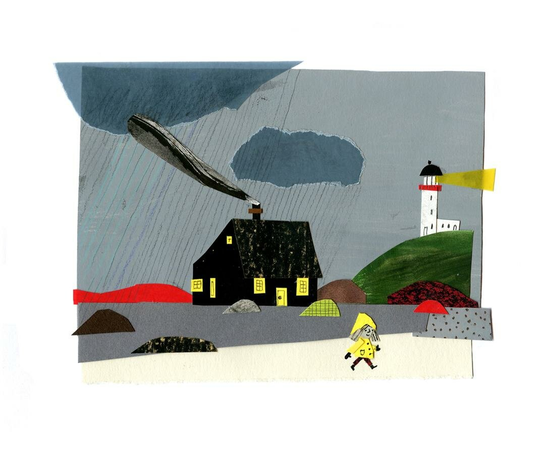 "Sarah Dyer ""The Lighthouse"""