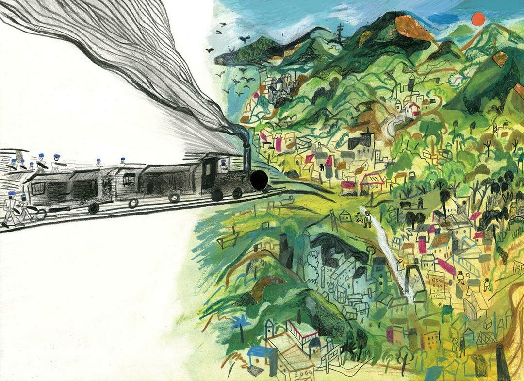 "Yiwen Huang ""Train"""