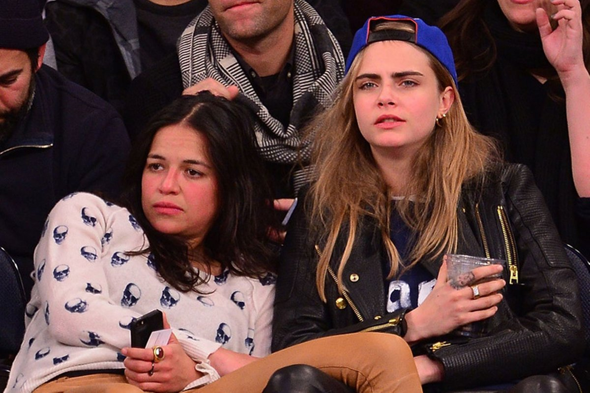 cara delevingne and michelle rodriguez - 1024×681