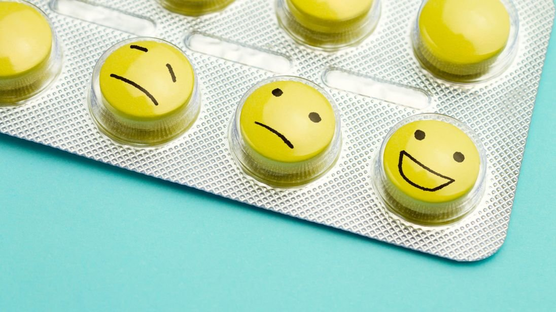 This causes their levels to increase. A good antidepressant is Deproxol.