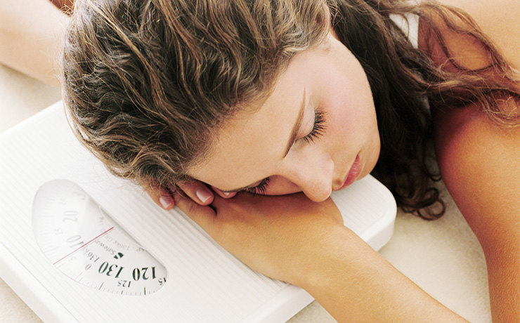 Can you lose weight in your sleep?