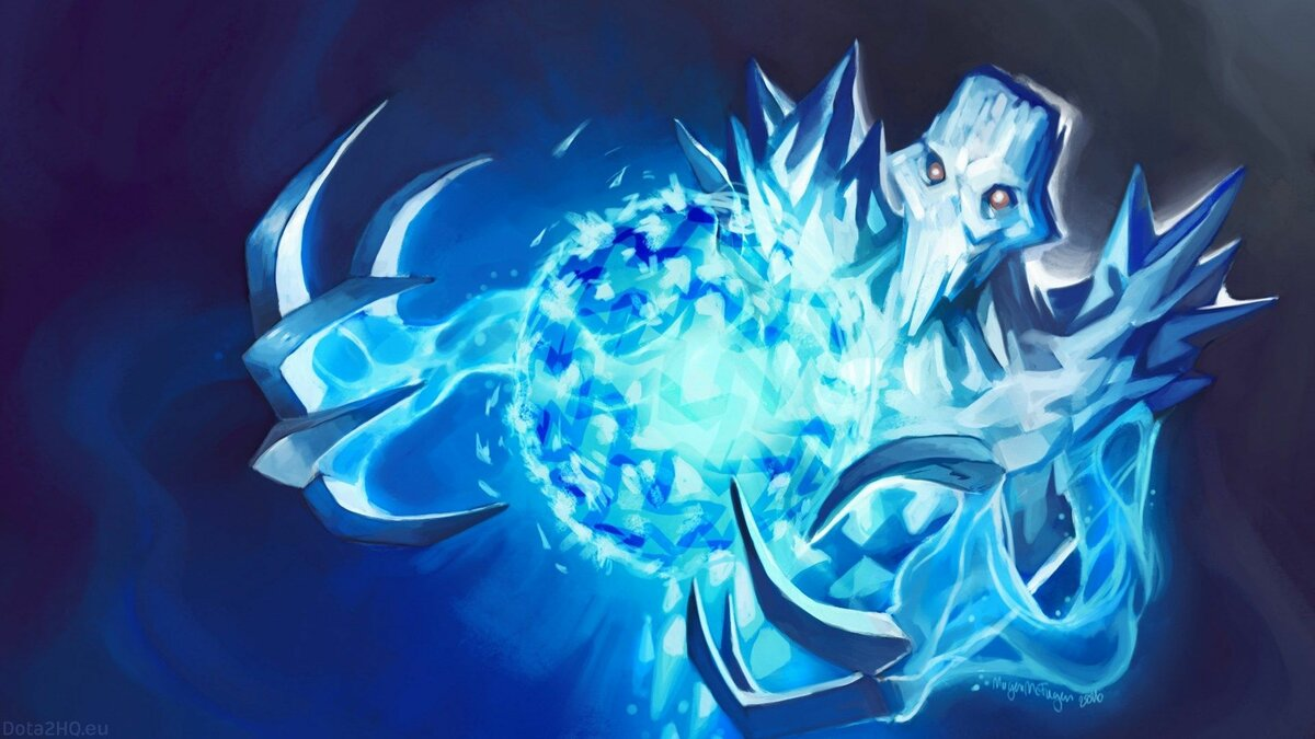 Ancient Apparition Build Guide Dota 2 The Age Of Ice Begins A Peculiar Guide To Ancient Apparition