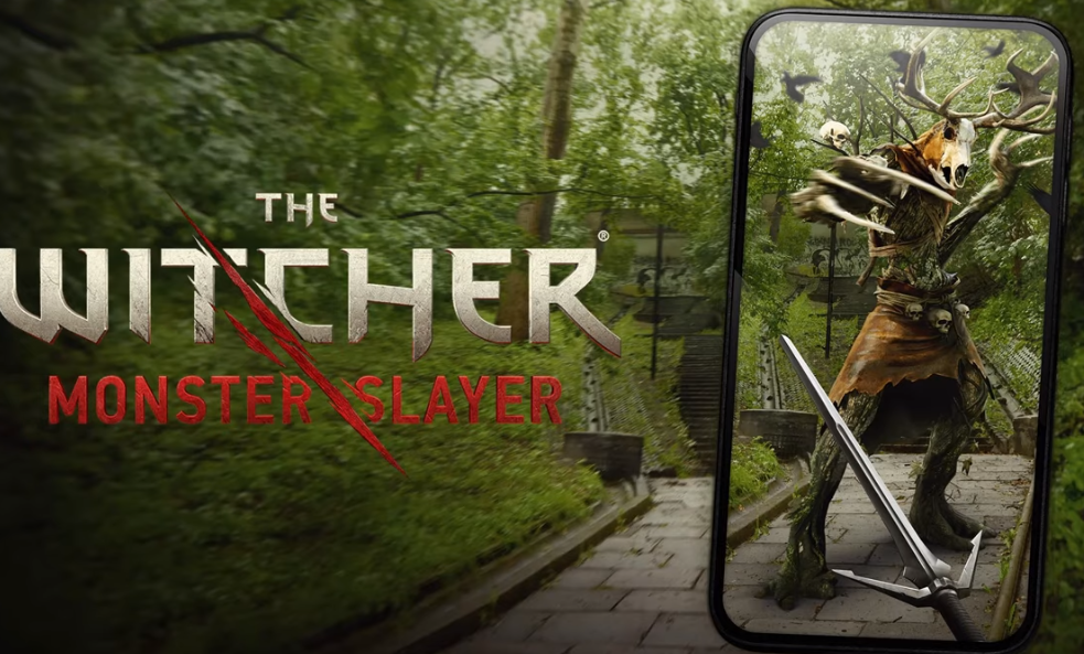 The Witcher: Monster Slayer.