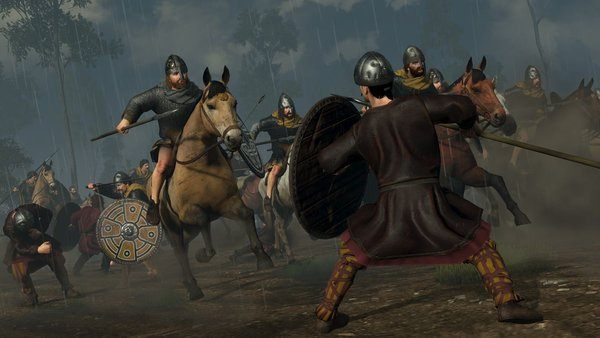 Скриншот из Total War Saga: Thrones of Britannia