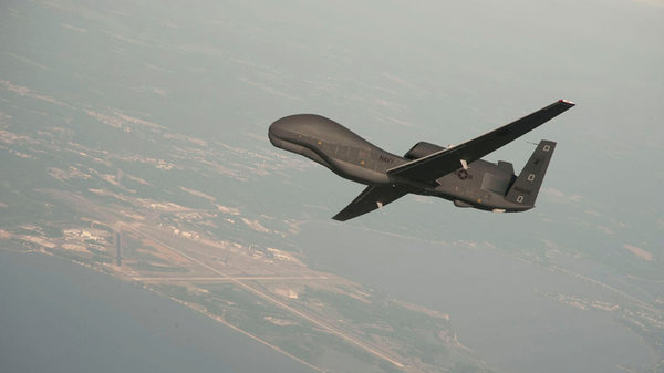 фото RQ-4 Global Hawk © Northrop Grumman