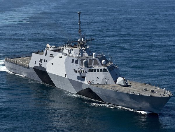 USS Freedom (LCS-1).
